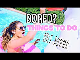 Fun Things To Do On Halloween Night Fun Things To Do This Summer When Bored Youtube