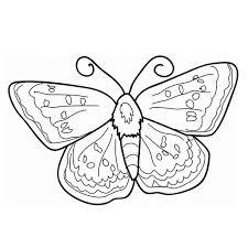 86 dessins de coloriage papillon magique à imprimer