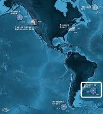 Ocean Depth Map Global Argentine Basin Ocean Observatories Initiative
