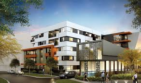 super modern apartment design construction with modular cube