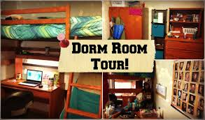 college dorm room tour at marquette university cobeen hall
