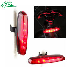 best mountain bike lights 2017 2017 high top bicycle taillights bike lights 5led cycling equipment