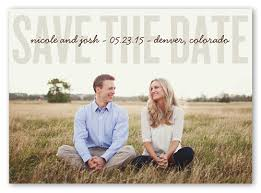 save the date announcements big statement 5x7 announcement card save the date cards shutterfly