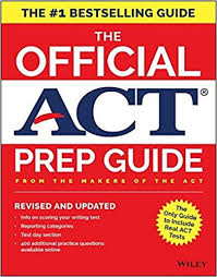 the official act prep guide 2018 official practice tests 400