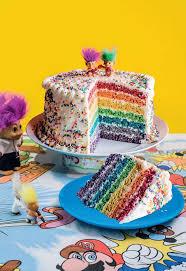celebration cakes rainbow pop celebration cake the happy foodie