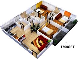 1330 sq ft 2 bhk 2t apartment for sale in sai sumukha properties