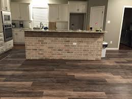Vinyl Floor Basement Hudson Valley Oak Coretec Plus Install Update Gabriella Mi
