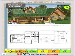 timber ridge all american modular home relaxed living collection