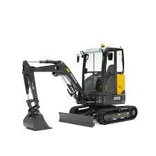 ecr25d compact excavators overview volvo construction equipment