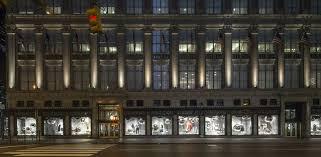 morphed window displays at saks fifth avenue best window displays