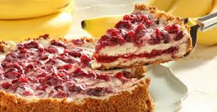 Dinner Ideas For New Years Eve Party New Year U0027s Eve Party Recipe Cranberry Banana Cheesecake Dessert