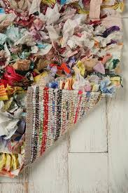 Tied Rag Rug Rag Rug Fabric Strips Roselawnlutheran