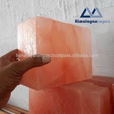 cheap himalayan salt l himalayan rock salt block tiles rocks slabs wonderfull color and