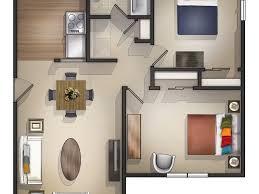 Small 2 Bedroom Apartment Floor Plans 100 Small 2 Bedroom Floor Plans Best 10 Double Storey House