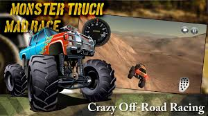 monster truck game videos monster truck mad race android apps on google play
