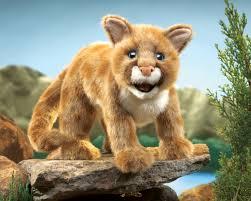 lion puppet folkmanismountainlioncubpuppet3045lgs jpg