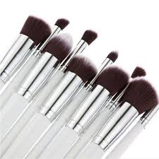Professional Makeup Tools 6 Colors Women U0027s 10 Pcs Professional Soft Cosmetic Makeup Brushes