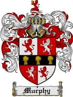coat of arms murphy family crest