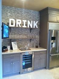 Kitchen Design With Basement Stairs Best 25 Small Basement Bars Ideas On Pinterest Man Cave Ideas