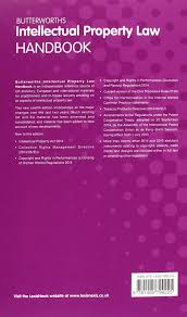 lexisnexis uk sign in butterworths intellectual property law handbook amazon co uk