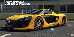 Real Racing 3 Renault R S 01 Fully Upgraded Gameplay Youtube