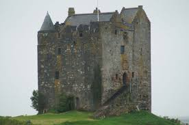 housse siege auto castle castle stalker argyll clyde and ayrshire castles forts and battles