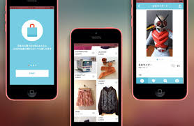 mall app line mall makes its way on to ios for japanese users