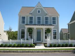 Grey House Colors Exterior Inspiring Exterior Window Trim Ideas For Home Exterior