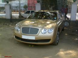 bentley coupe gold pics rolls royces u0026 bentleys in india page 10 team bhp