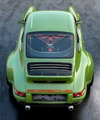 porsche 964 porsche 964 dls custom coupé by singer vehicle design