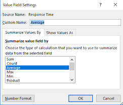 when to use pivot tables calculate the median in a pivot table