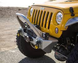 jeep stinger bumper purpose ready to pull the right winch bumper for your ride tread magazine