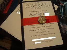 Diy Invitations Diy Invitations U2026done Weddingbee