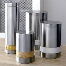 kitchen canisters australia kitchen canisters modern crate barrel canisters modern kitchen