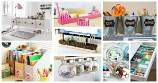 Diy Desk Organizer Ideas Easy And Simple Diy Desk Organization Ideas That You Will Like