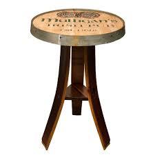 whiskey barrel table for sale whiskey barrel furniture for sale bar furniture set