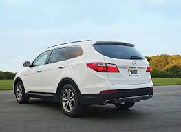which hyundai santa fe has a third row best suvs for third row seating space consumer reports