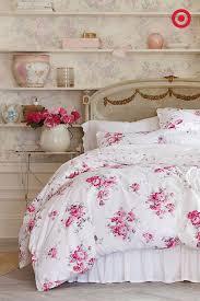 Antique Rose Comforter Set Shabby Chic Bedding Ideas Chic Bedding Shabby And Duvet