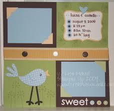 baby scrapbook ideas baby scrapbook page creative cucina