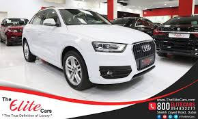 pre owned audi dubai audi q3 2015 the elite cars for brand and pre owned luxury