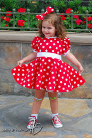 minnie mouse dresses sew harmony