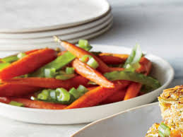 cooking light vegan recipes sweet and spicy carrots and peas recipe cooking light mastercook