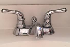 Sink Fixtures Bathroom Bathroom Fixtures How To Remove The Handles From This Faucet