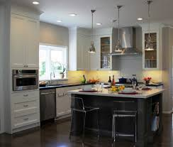 Two Colored Kitchen Cabinets Two Tone Kitchen Cabinets Grey And White Pics Amys Office