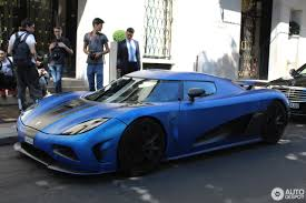 koenigsegg car blue koenigsegg agera r 2013 5 september 2016 autogespot
