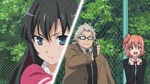 yahari ore no seishun love come wa machigatteiru episode 3