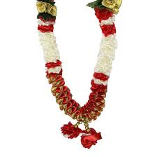 puja fancy garland krishna trading co mumbai id 14977464573