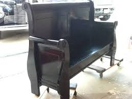 Bench Made From Bed Headboard 230 Best Upcycling Benches Chairs And Seating Images On