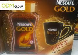 promotional gifts singapore nescafe gold on pack ceramic mug