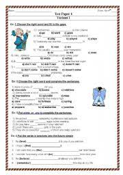 english teaching worksheets 4th grade